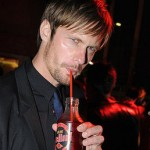Alexander Skarsgård on Swedish Hot List