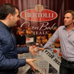 "Sam Trammell spotted at ""Stuff You Must…"""