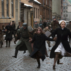 "Tonight: Anna Paquin in ""The Courageous Heart Of Irena Sendler"""