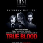 True Blood Cast Party in Las Vegas