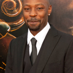 "Nelsan Ellis attends ""The Soloist"" Premiere"