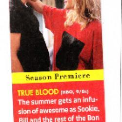 True Blood on TV Guide
