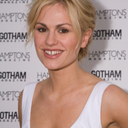 Life chat with Anna Paquin today