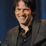 Stephen Moyer will be a guest on Regis & Kelly