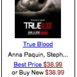 True Blood – Season 2 DVD & Blu-ray Pre-orders ALREADY Available from Amazon