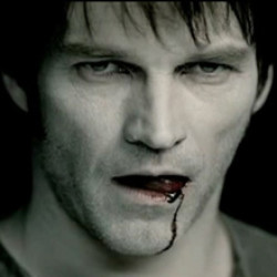 Stephen Moyer: Neck and Neck