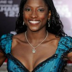 Rutina Wesley attends the premiere of 'The Taking Of Pelham 1 2 3′