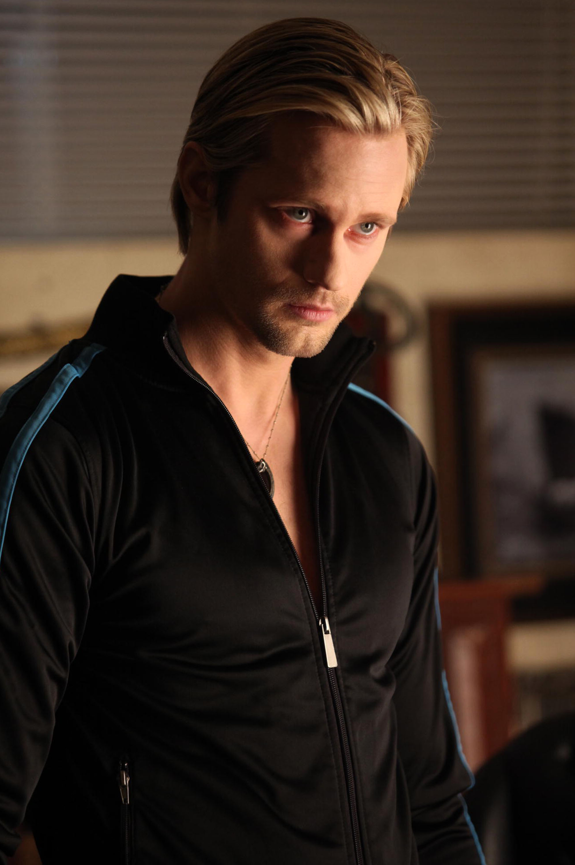 Alexander Skarsgard Is Out For TRUE BLOOD