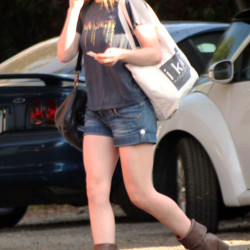 Anna Paquin spotted in Venice