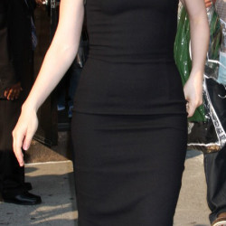Anna Paquin on The Late Show with David Letterman