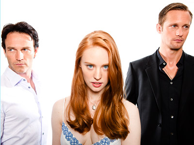 true blood cast. of the True Blood cast at