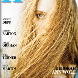 Deborah Ann Woll featured on H Magazine