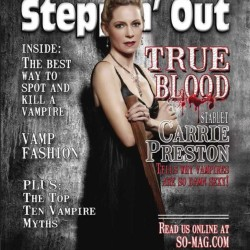 """Carrie Preston featured in """"Steppin' Out"""""""