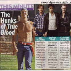 The hunks of True Blood