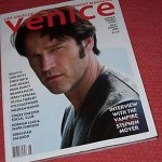 Stephen Moyer on Venice Magazine