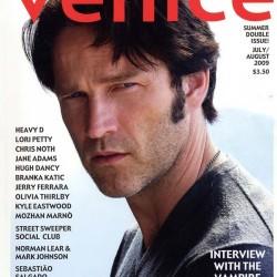 Stephen Moyer featured on Venice Magazine