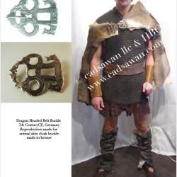 Eric Northman viking jewelry