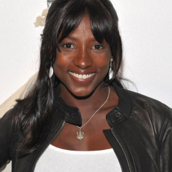 Rutina Wesley attended the launch event for Gap's 1969 Jean Shop