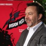 True Blood creator Alan Ball attends VisionFest