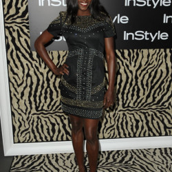 Sam Trammell & Rutina Wesley attend InStyle Magazine Soiree