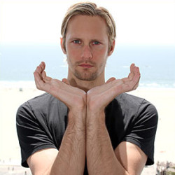 Alexander Skarsgård supports Tails For Whales