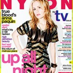 Anna Paquin – Nylon Magazine September 2009