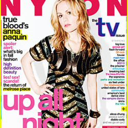 Anna Paquin – Nylon Magazine September 2009