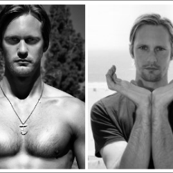 Alexander Skarsgård anchor inspired necklaces help save the whales