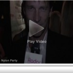 True Blood cast at Nylon Magazine Party