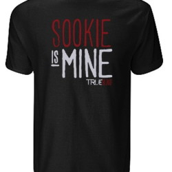 Sookie Is Mine t-shirt available in the HBO Store