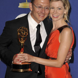 Congratulatons Michael Emerson and Carrie Preston