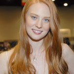 Deborah Ann Woll settles into her role as baby vamp Jessica