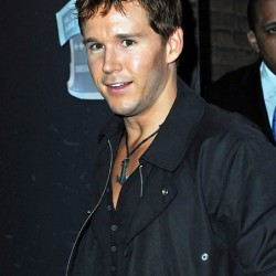 Ryan Kwanten spotted at the Fashion Week in New York