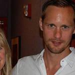 Alexander Skarsgård dedicates songs to family and past love