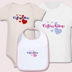 Baby Vamp kids gear in the Billsbabe's Shoppe
