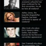 More True Blood cast members confirmed to attend EyeCon