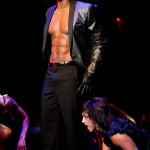 True Blood's Mehcad Brooks is runway hot