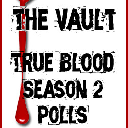 Who has the best wardrobe in True Blood's Season 2?