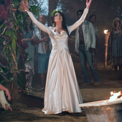 Michelle Forbes gives hints about the season finale