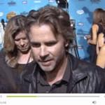 Sam Trammell Video interview at 2009 Scream Awards