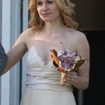 'The Romantics' bridal scene for Anna Paquin