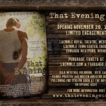 That Evening Sun with Carrie Preston opens in LA – Nov. 20