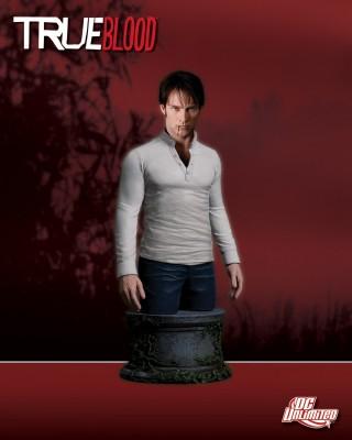 true blood bill and sookie. True Blood figural busts