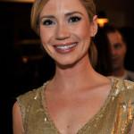 Ashley Jones attends Vanity Fair and Cotten Benefit