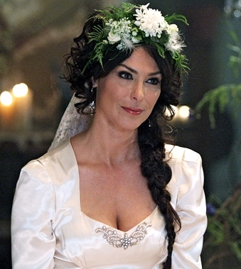 michelle forbes lost. Michelle Forbes as Maryann was