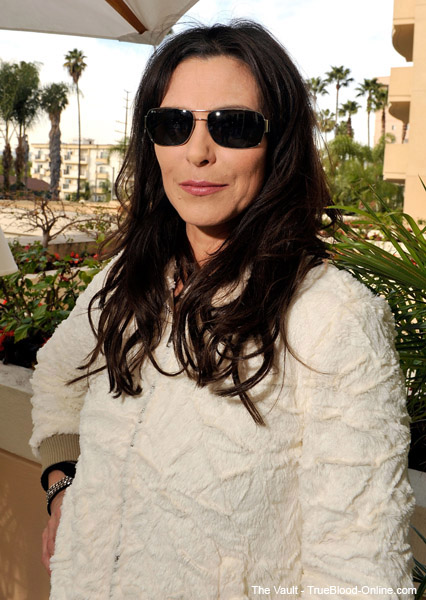 michelle forbes star trek. Actress Michelle Forbes in