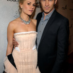 Anna Paquin and Stephen Moyer attend the The Art of Elysium's Annual Black Tie Charity Gala