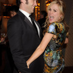 Anna Paquin and Stephen Moyer mix business and love