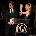 Ryan Kwanten presents and True Blood gets denied at PGA's