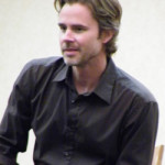 Breakfast with Sam Trammell at Eyecon 2009